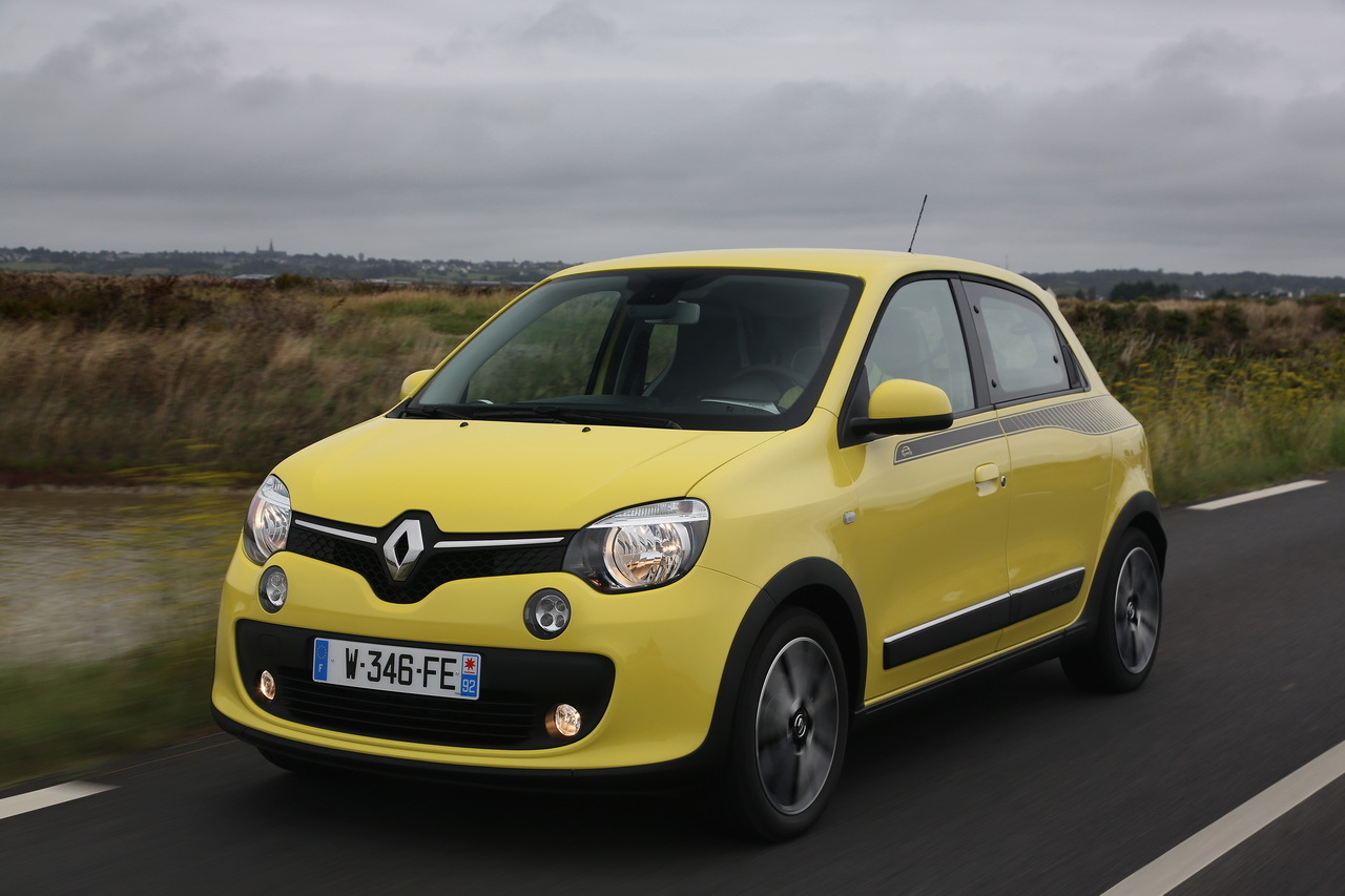 vid o premier essai de la nouvelle renault twingo iii 2014 photo 44 l 39 argus. Black Bedroom Furniture Sets. Home Design Ideas