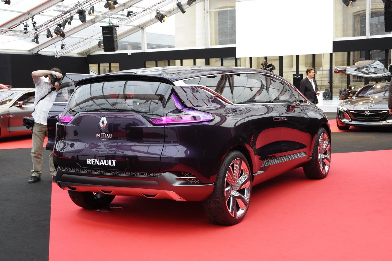 festival automobile international 2014 renault initiale. Black Bedroom Furniture Sets. Home Design Ideas