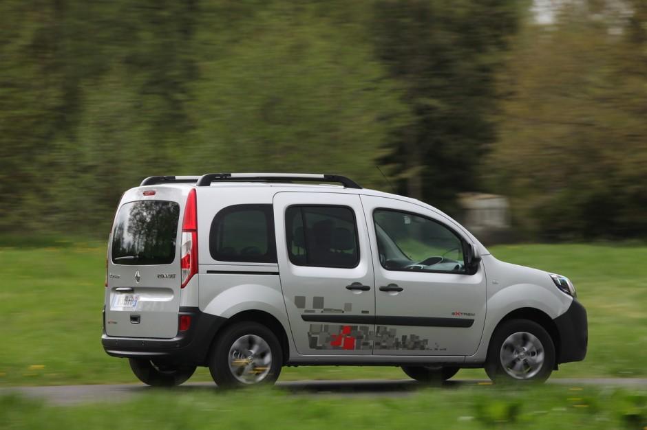 Essai Du Renault Kangoo Extrem 2014 Photo 26 L Argus