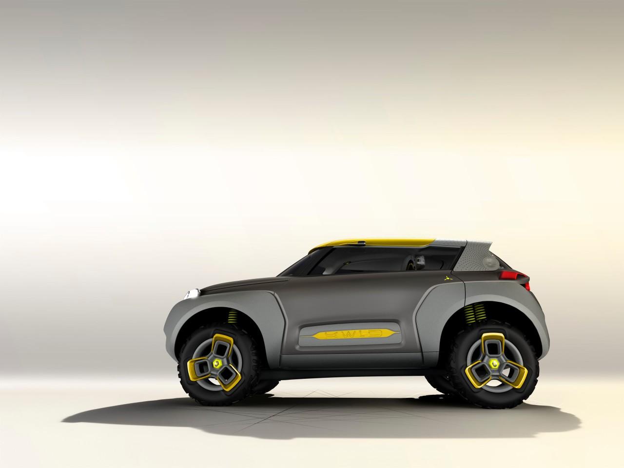 "KWID"" concept car – Renault"