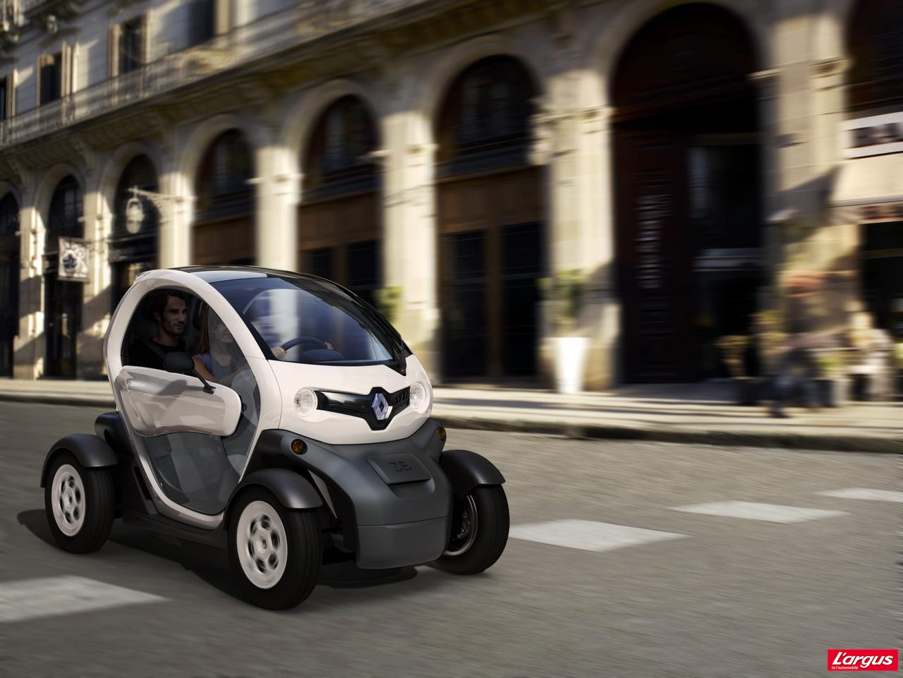 renault twizy tarifs d voil s r servations ouvertes l 39 argus. Black Bedroom Furniture Sets. Home Design Ideas