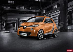Renault Twingo City : Smart Box pour 4