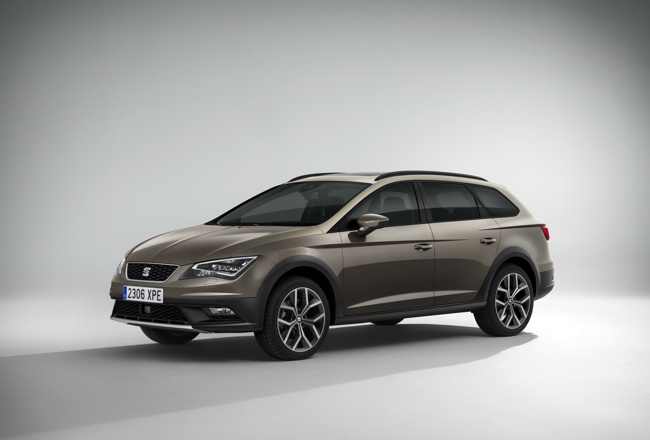 seat leon x perience un break tout chemin en attendant un vrai suv l 39 argus. Black Bedroom Furniture Sets. Home Design Ideas