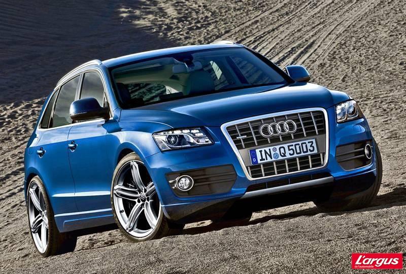 Audi Q5 Audi Sq5 Tdi La Double R 233 Volution Mondial De