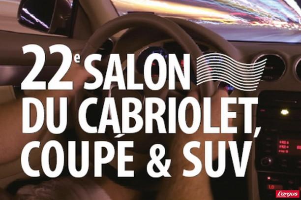 Le salon du coup cabriolet suv est ouvert l 39 argus for Salon porte de versailles ce week end