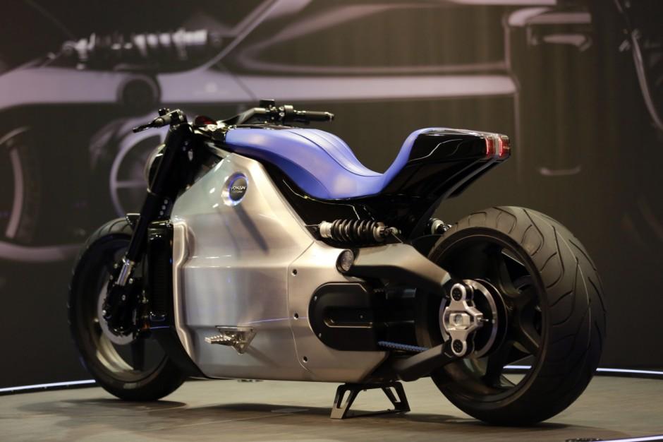 salon de la moto de paris 2013 voxan wattman photo 5 l 39 argus. Black Bedroom Furniture Sets. Home Design Ideas