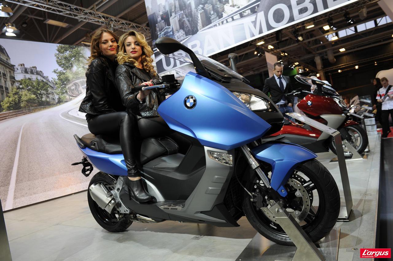 Audi Com Usa >> Le salon de la moto 2011 en images - L'argus