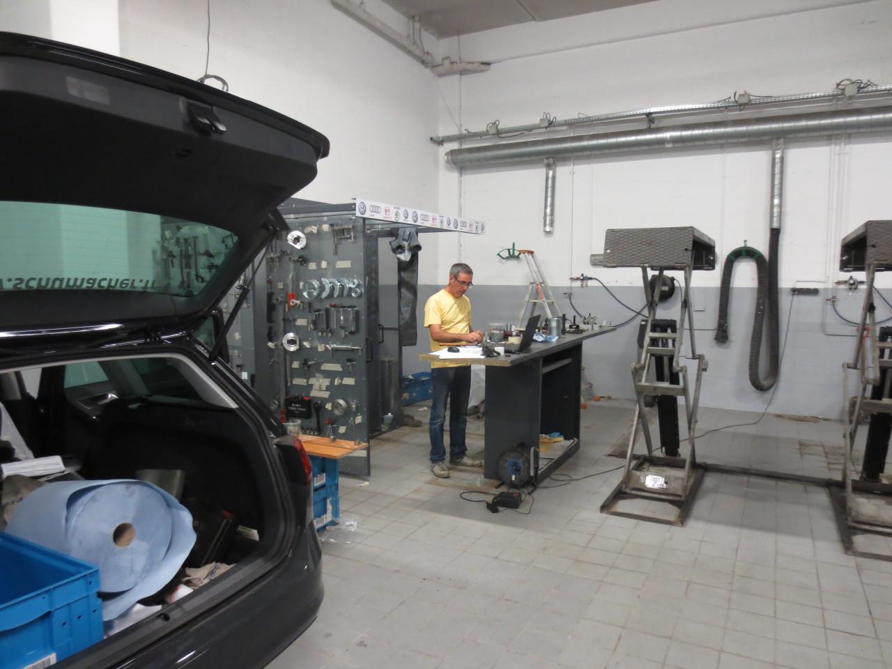 Un service rapide pour les entreprises verra s rement le for Garage volkswagen 75012