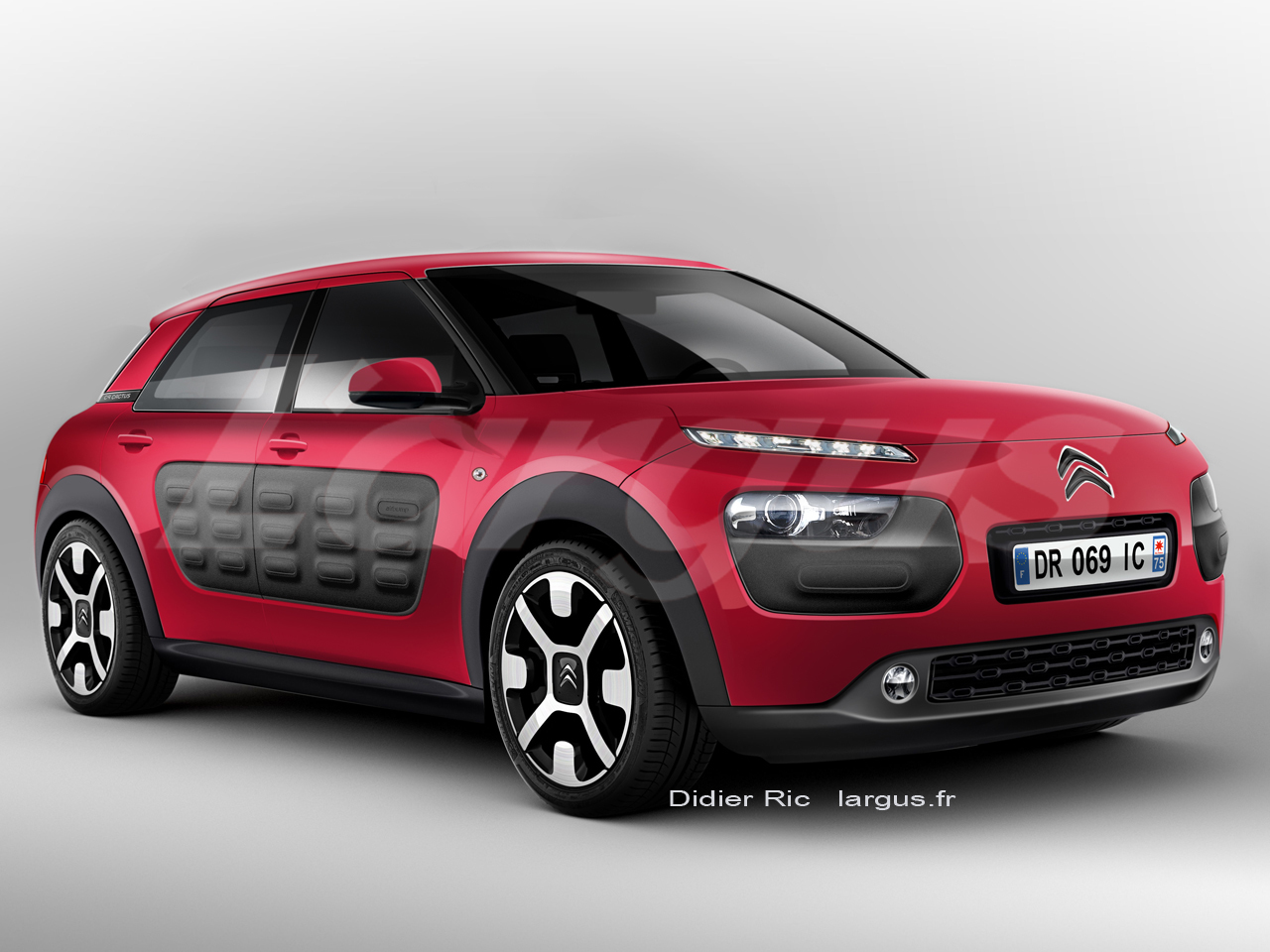 citroen c4 cactus tous les secrets de la future citro n c4 cactus 2014 en vid o salon de. Black Bedroom Furniture Sets. Home Design Ideas