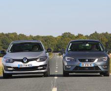 Essai comparatif : Renault M�gane TCe 13