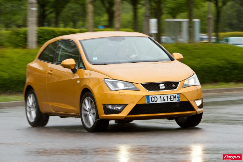 la seat ibiza 1 2 tsi dsg7 l 39 essai photo 5 l 39 argus. Black Bedroom Furniture Sets. Home Design Ideas