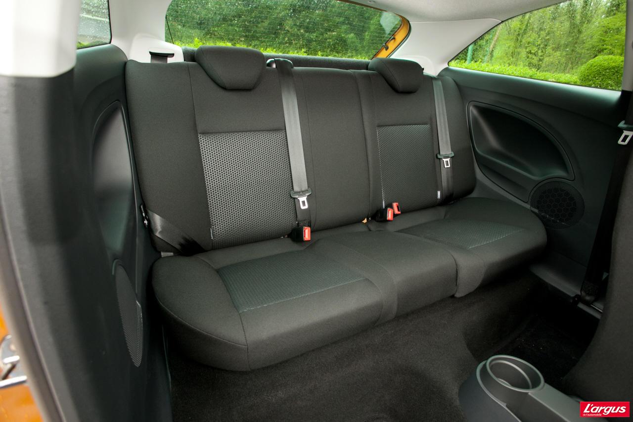 la seat ibiza 1 2 tsi dsg7 l 39 essai photo 15 l 39 argus. Black Bedroom Furniture Sets. Home Design Ideas