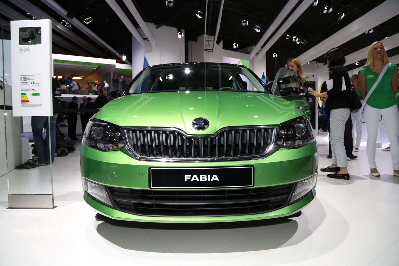 prix skoda fabia 2015 des tarifs partir de 12 640 euros photo 1 l 39 argus. Black Bedroom Furniture Sets. Home Design Ideas