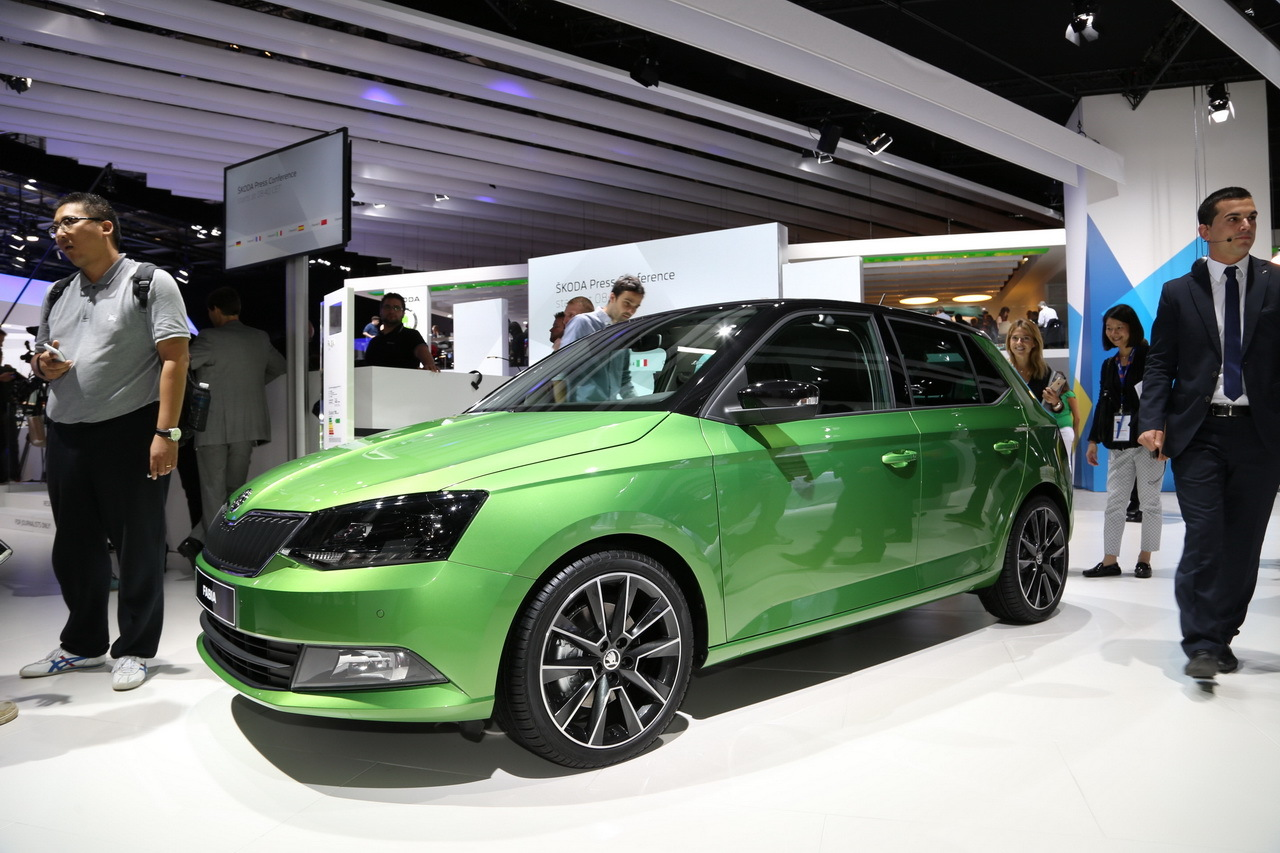 prix skoda fabia 2015 des tarifs partir de 12 640 euros l 39 argus. Black Bedroom Furniture Sets. Home Design Ideas