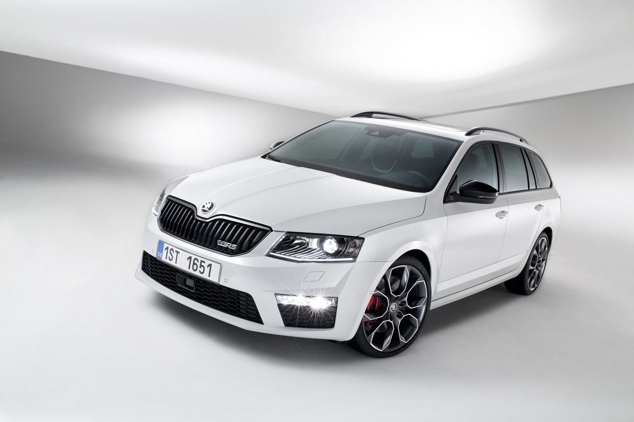 essai de la skoda octavia combi rs de 2013 l 39 argus. Black Bedroom Furniture Sets. Home Design Ideas