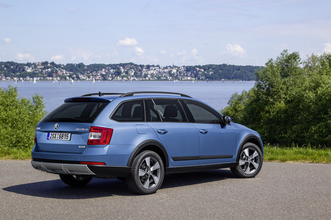 la skoda octavia scout 2014 l 39 essai en 2 0 tdi 150 photo 6 l 39 argus. Black Bedroom Furniture Sets. Home Design Ideas