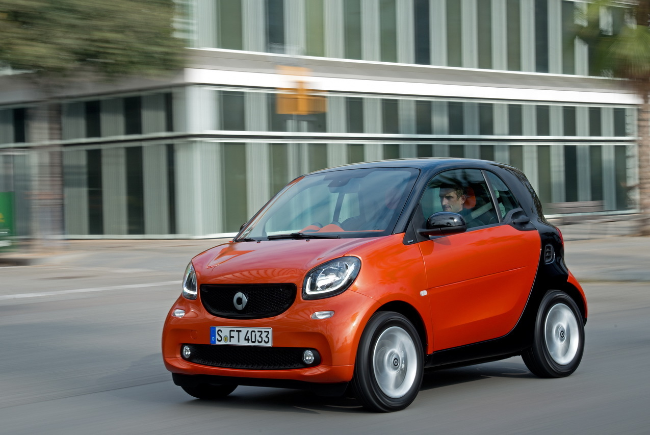 essai smart fortwo 2014 elle est devenue une vraie voiture l 39 argus. Black Bedroom Furniture Sets. Home Design Ideas