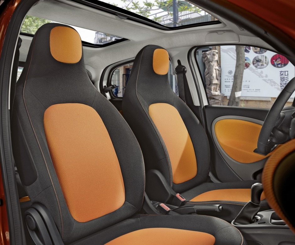 prix smart forfour 2014 les tarifs de la smart 4 places photo 4 l 39 argus. Black Bedroom Furniture Sets. Home Design Ideas