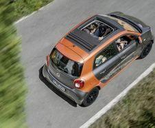 Smart Fortwo et Forfour : nouveau moteur et �dition limit�e Edition 1.