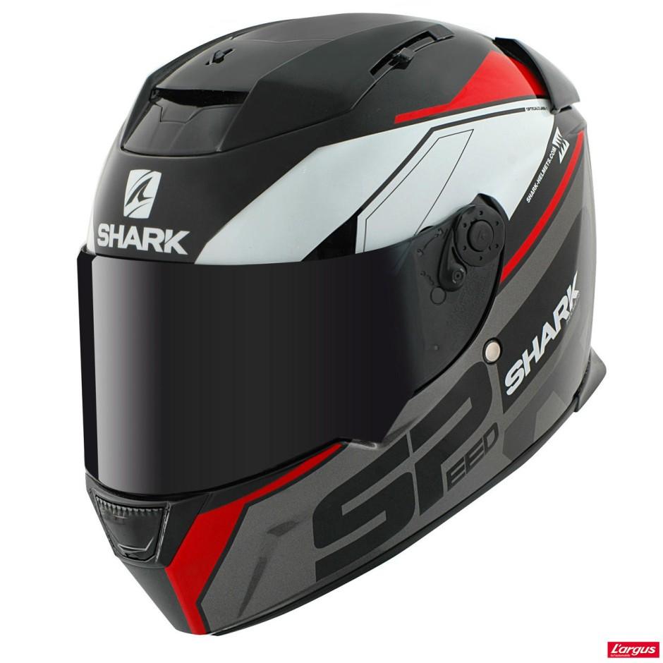 salon de la moto 2011 casque shark speed r photo 5 l 39 argus. Black Bedroom Furniture Sets. Home Design Ideas