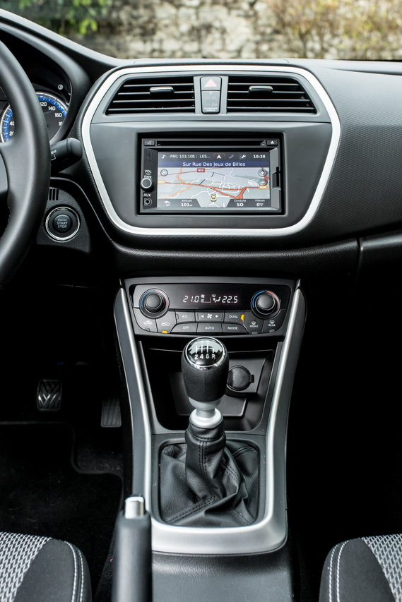 essai du suzuki sx4 s cross diesel 2013 photo 17 l 39 argus. Black Bedroom Furniture Sets. Home Design Ideas
