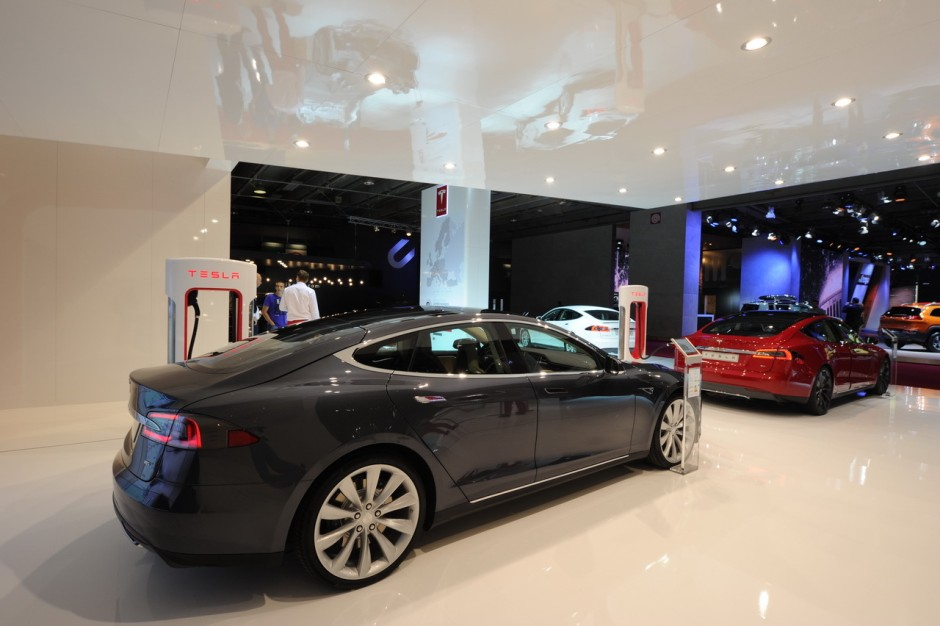 tesla model s la voiture id ale pour les taxis et vtc photo 2 l 39 argus. Black Bedroom Furniture Sets. Home Design Ideas