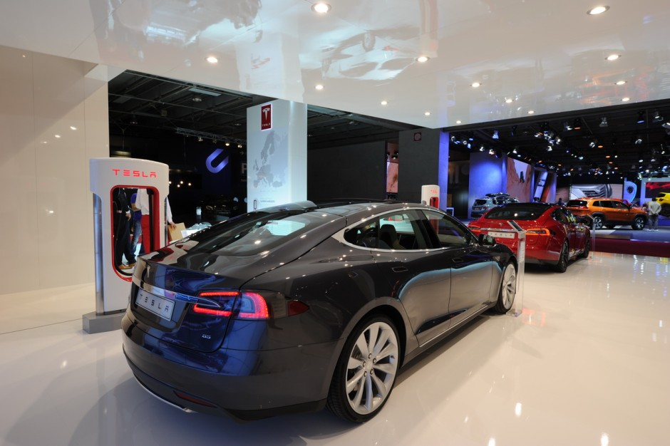tesla model s la voiture id ale pour les taxis et vtc photo 3 l 39 argus. Black Bedroom Furniture Sets. Home Design Ideas