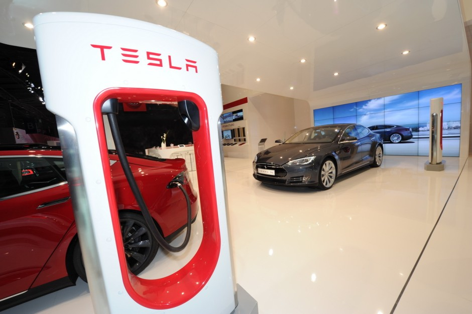 tesla model s la voiture id ale pour les taxis et vtc photo 7 l 39 argus. Black Bedroom Furniture Sets. Home Design Ideas