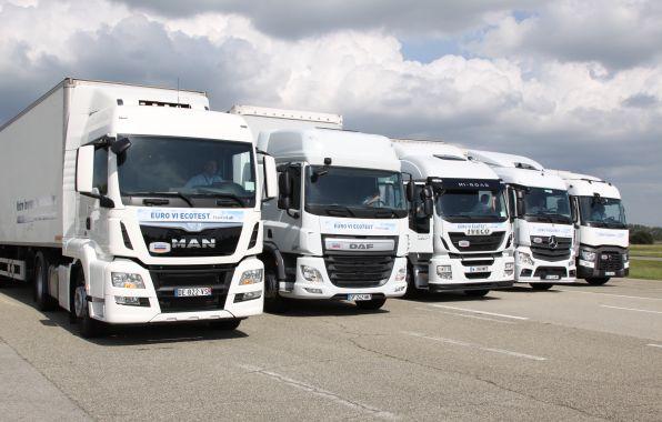 Norme Euro VI camion : opération vérité chez Fraikin