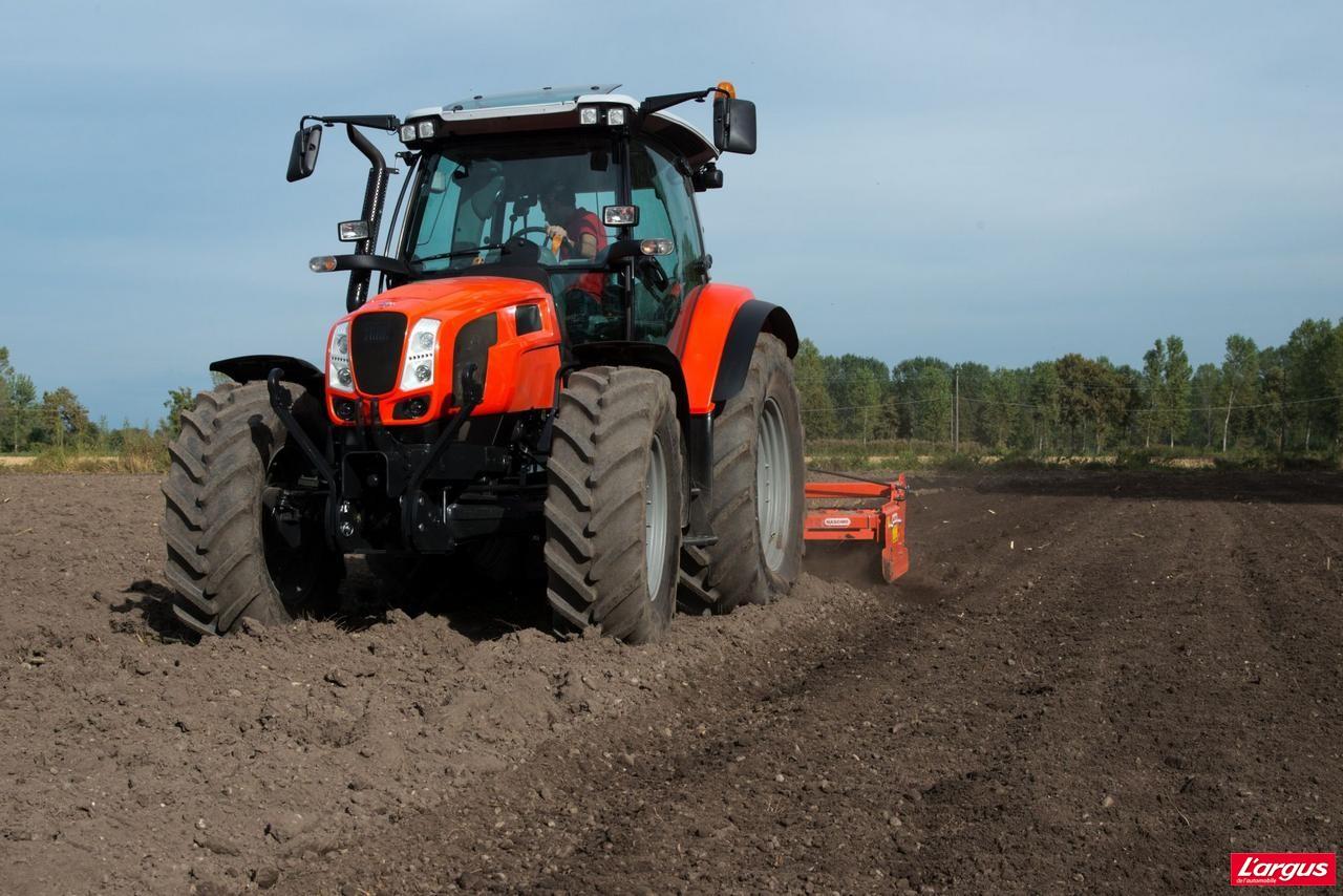 same lance les tracteurs virtus l 39 argus. Black Bedroom Furniture Sets. Home Design Ideas