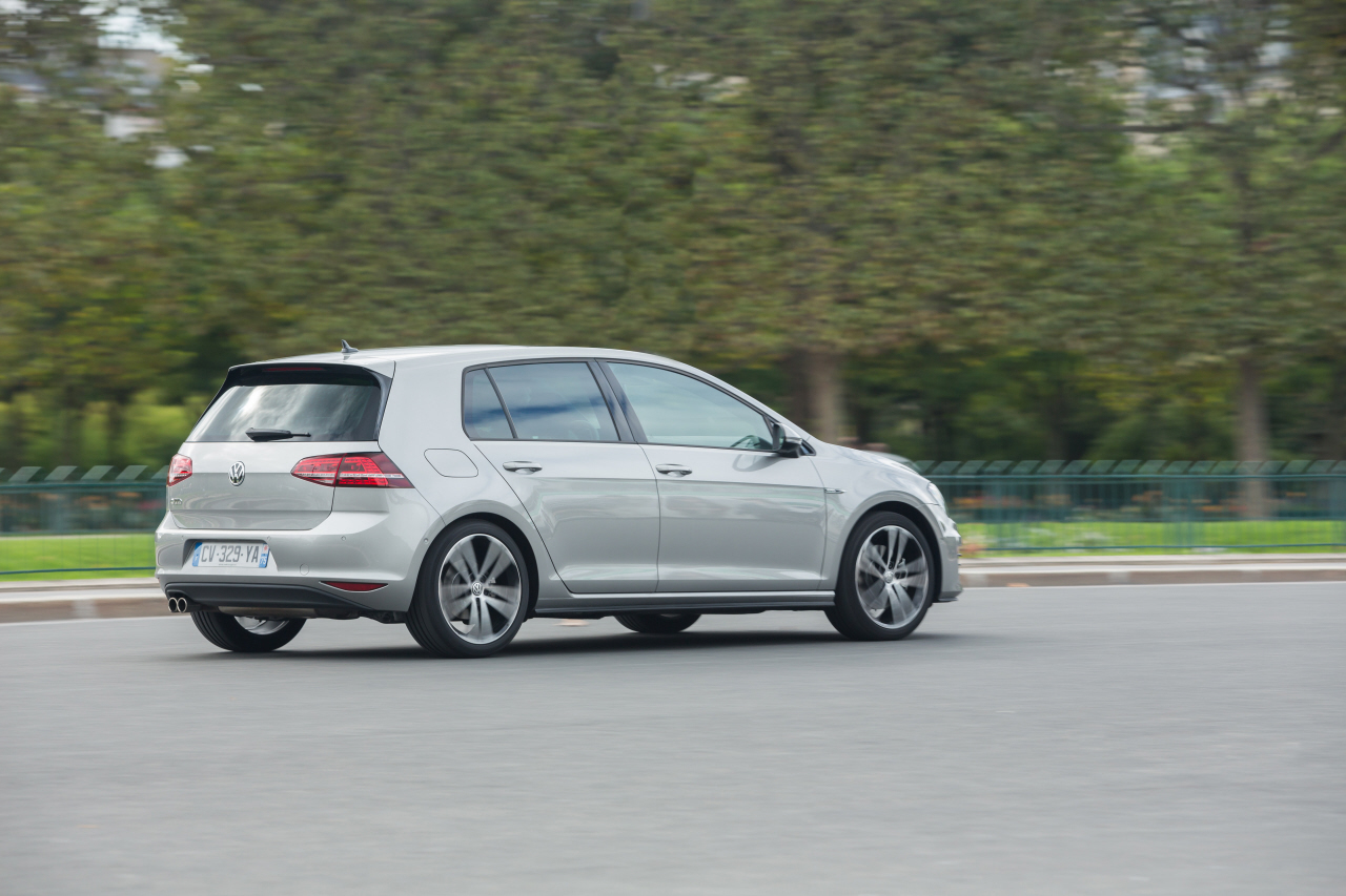 essai volkswagen golf gtd une gti diesel de 184 ch photo 18 l 39 argus. Black Bedroom Furniture Sets. Home Design Ideas
