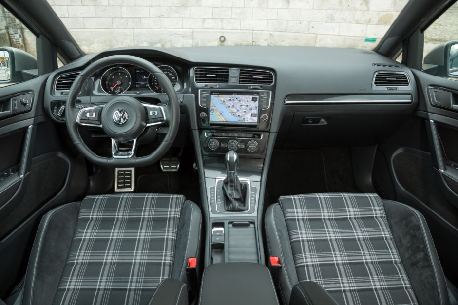 essai volkswagen golf gtd une gti diesel de 184 ch photo 31 l 39 argus. Black Bedroom Furniture Sets. Home Design Ideas