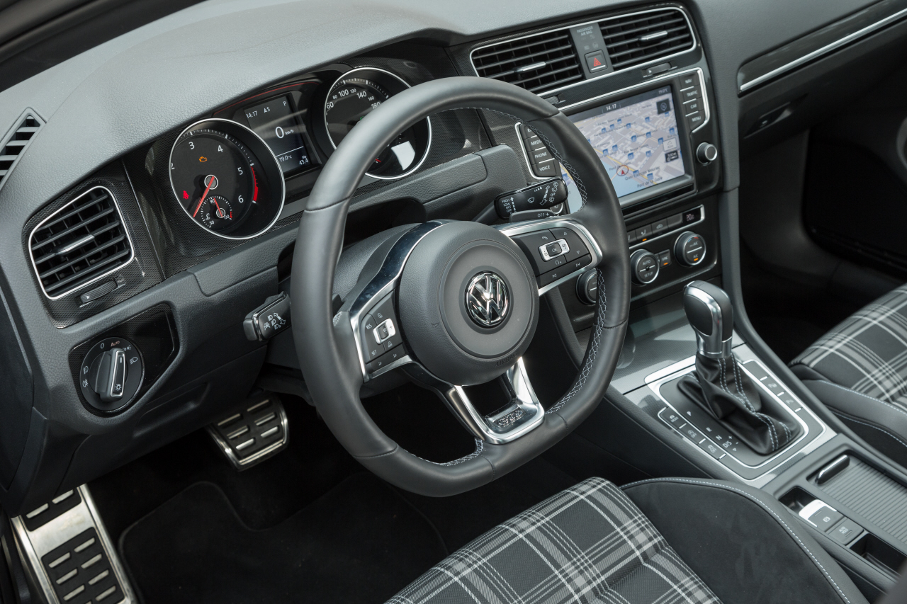essai volkswagen golf gtd une gti diesel de 184 ch photo 34 l 39 argus. Black Bedroom Furniture Sets. Home Design Ideas
