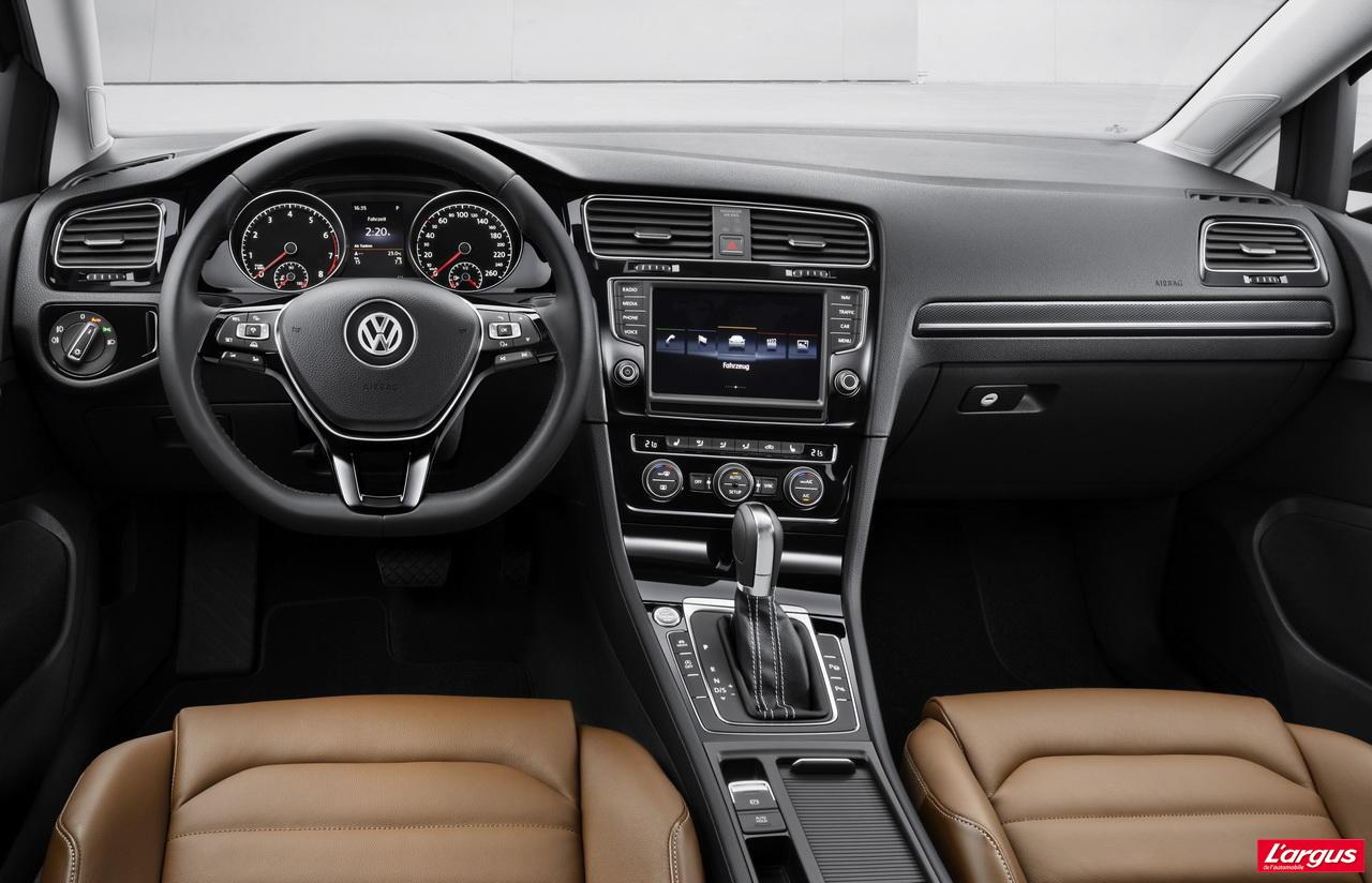 Volkswagen Golf Golf Vii Vid 233 O Exclusive Tarifs Et