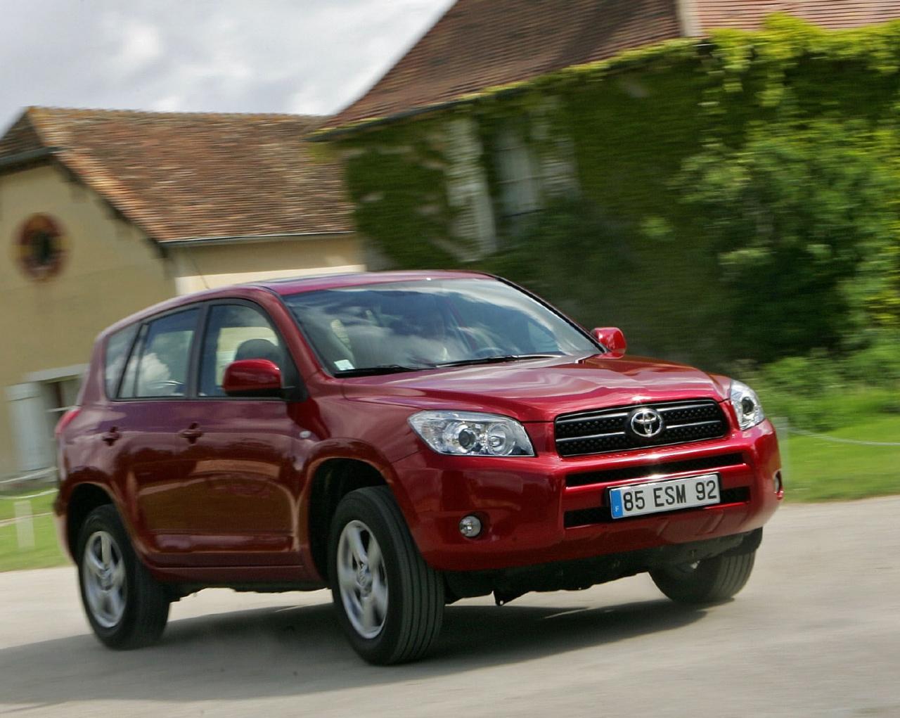 Voiture d'occasion : quel Toyota RAV4 acheter ? - L'argus