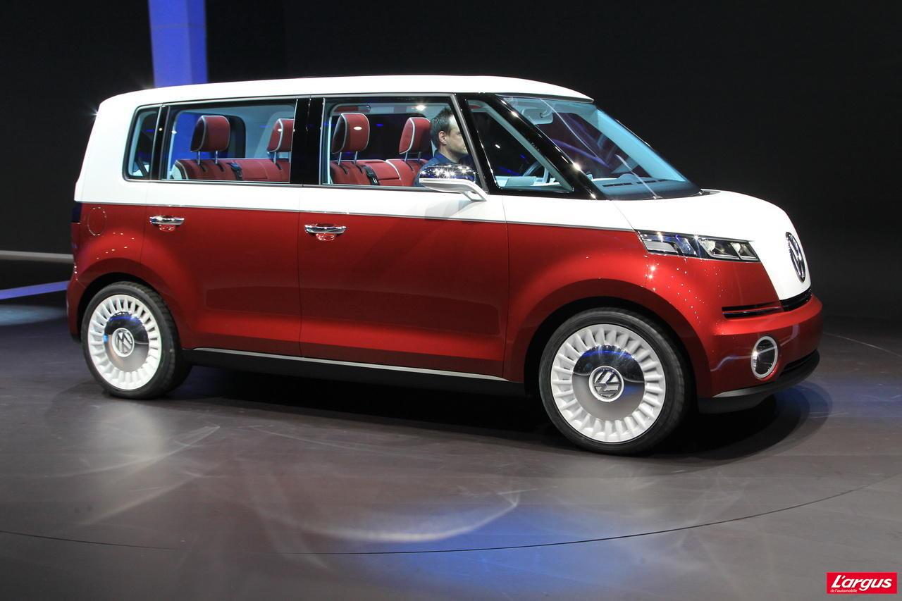 Volkswagen Bulli Le Nouveau Combi Salon De Gen 232 Ve 2011