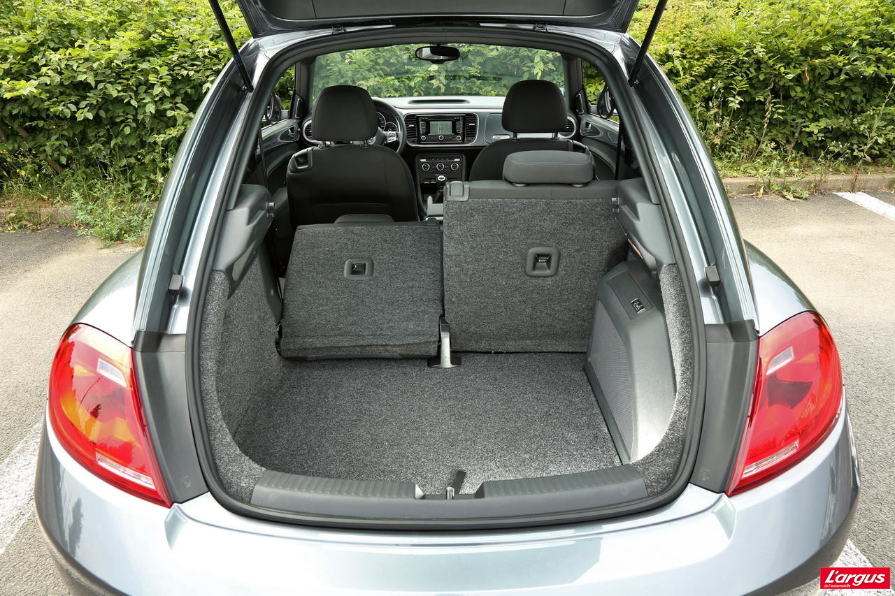essai volkswagen coccinelle 1 6 tdi craquante m me en diesel photo 24 l 39 argus. Black Bedroom Furniture Sets. Home Design Ideas
