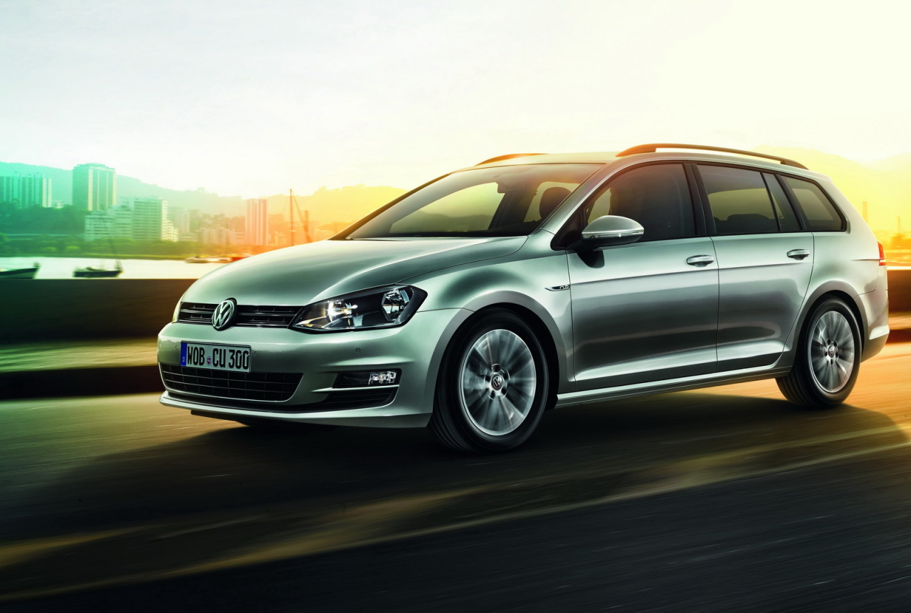 volkswagen golf sw 2014 lancement de la s rie sp ciale cup l 39 argus. Black Bedroom Furniture Sets. Home Design Ideas