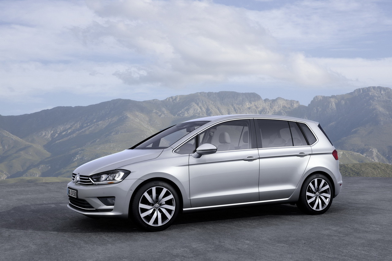 volkswagen golf sportsvan 2014 la gamme et les prix photo 1 l 39 argus. Black Bedroom Furniture Sets. Home Design Ideas