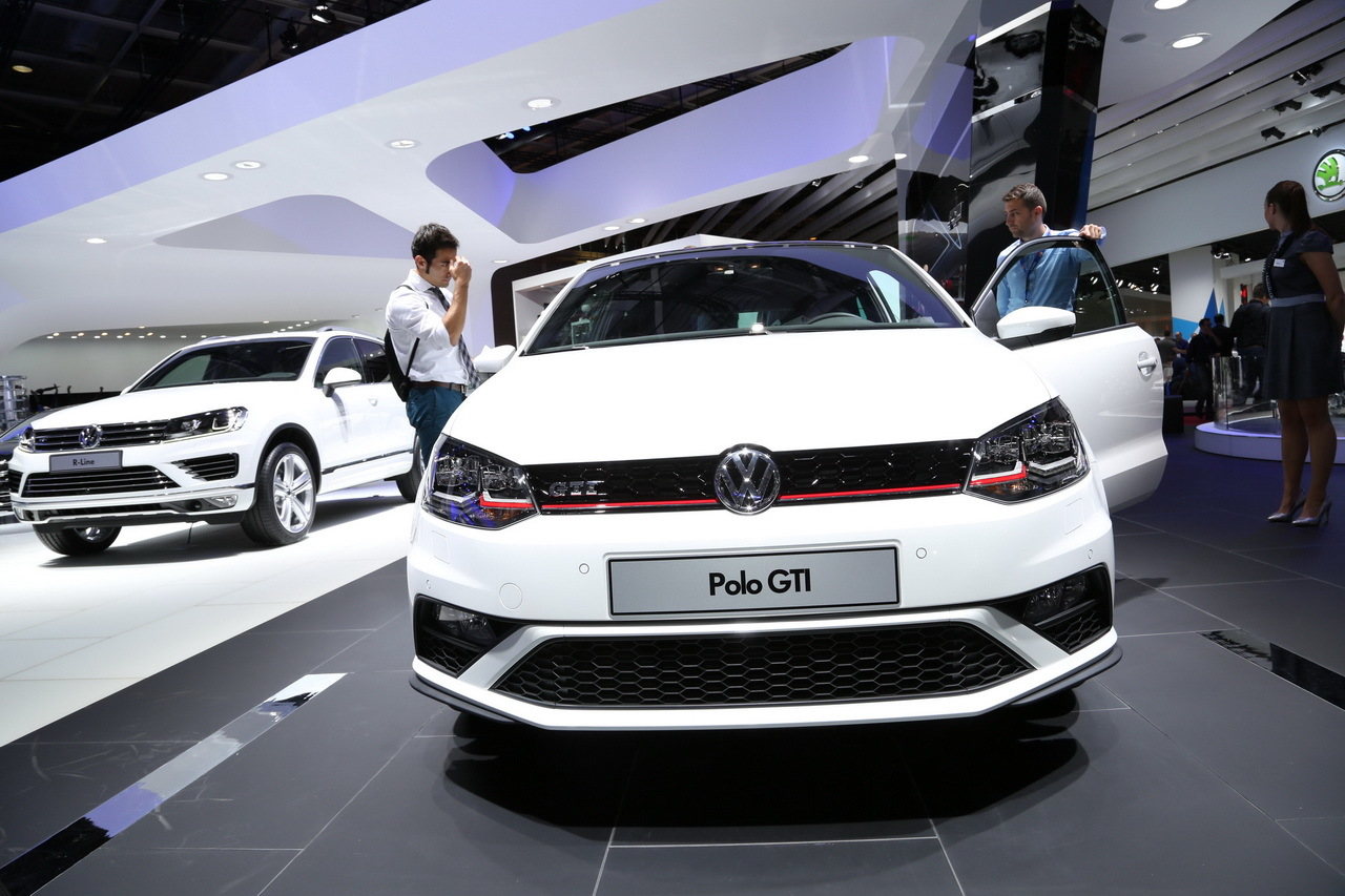 la nouvelle volkswagen polo gti revendique 192 ch photo 3 l 39 argus. Black Bedroom Furniture Sets. Home Design Ideas