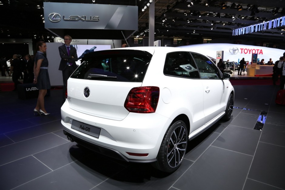 la nouvelle volkswagen polo gti revendique 192 ch photo 4 l 39 argus. Black Bedroom Furniture Sets. Home Design Ideas