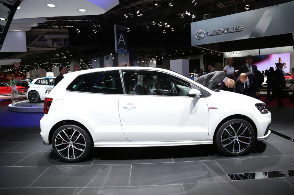 la nouvelle volkswagen polo gti revendique 192 ch photo 5 l 39 argus. Black Bedroom Furniture Sets. Home Design Ideas