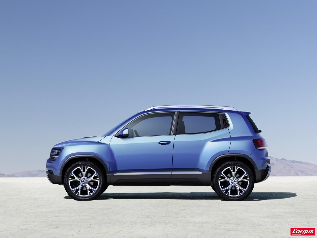 Volkswagen Se Lance Dans Le Mini SUV Avec Le Taigun Largus - Suv 3 portes