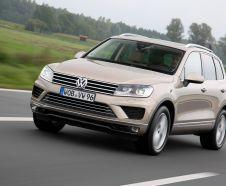 Essai Volkswagen Touareg restyl� 2014 : un SUV qui garde le cap
