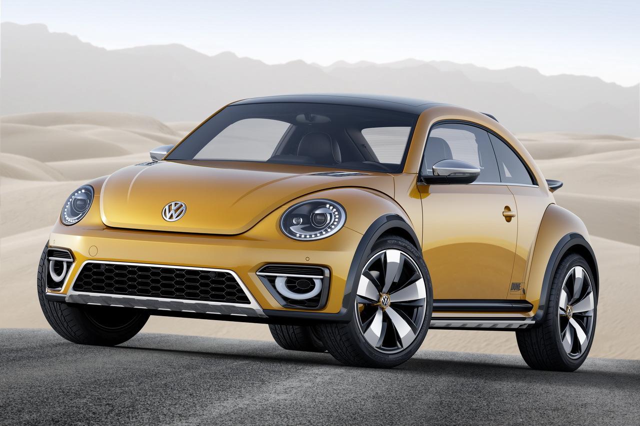 volkswagen beetle dune concept 2014 encore un mirage l 39 argus. Black Bedroom Furniture Sets. Home Design Ideas