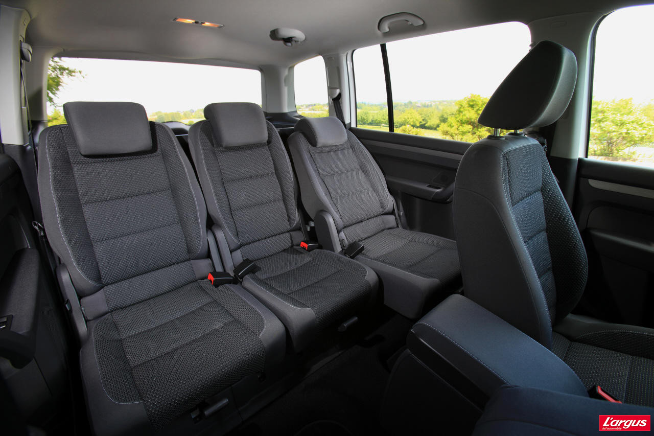 essai volkswagen touran 1 6 tdi 105 bluemotion photo 16 l 39 argus. Black Bedroom Furniture Sets. Home Design Ideas