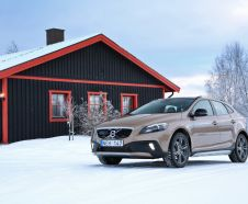 Volvo V40 Cross Country : le D4 190 ch � l'essai