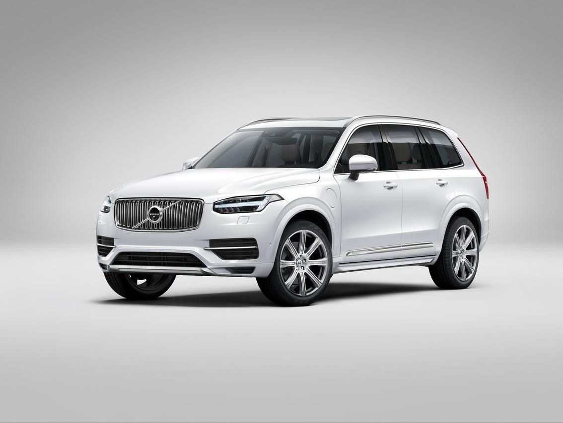 Volvo Xc90 2015 Les Infos Sur Le Nouveau Suv A 7 Places De Volvo