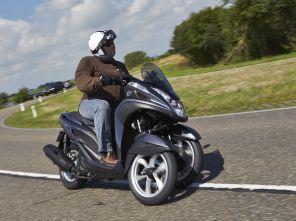 scooter 3 roues l 39 argus. Black Bedroom Furniture Sets. Home Design Ideas