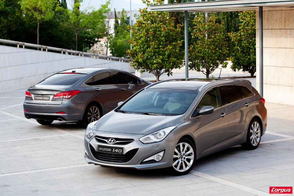 hyundai i40 sw un authentique break familial photo 26 l 39 argus. Black Bedroom Furniture Sets. Home Design Ideas